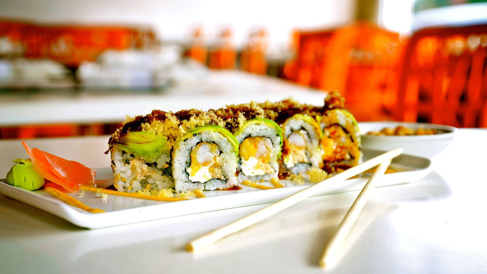 Pin On Sushi