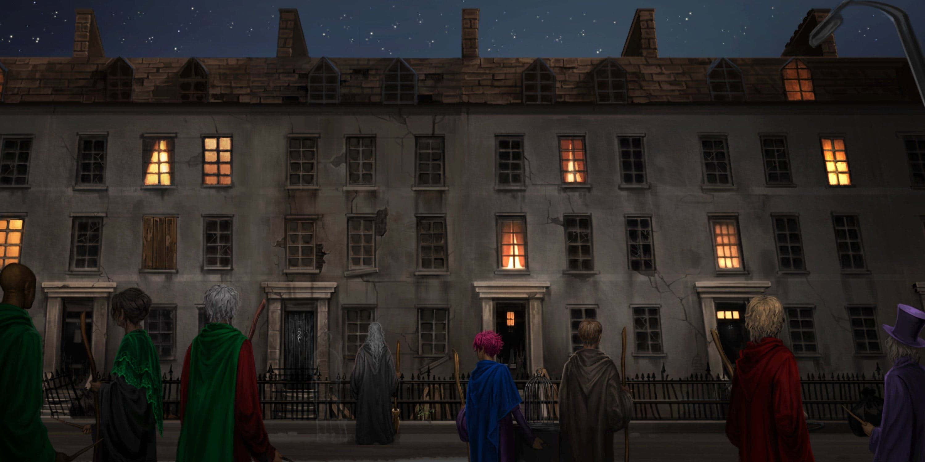 15 things you didnt know about 12 grimmauld place