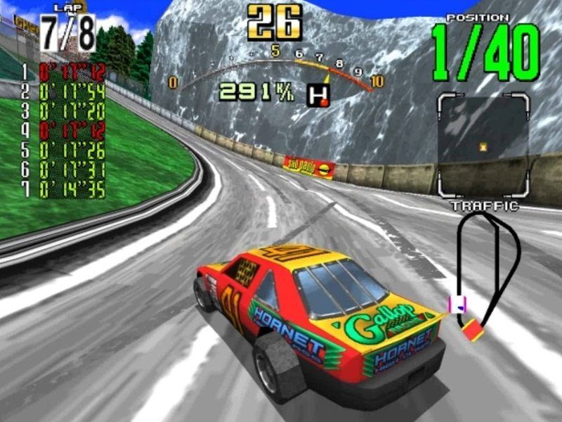 Arcade Perfection With Daytona Usa Check Out The Review Of This