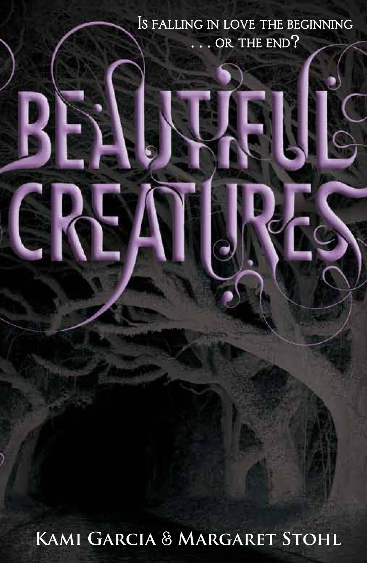 Beautiful Darkness Book Cover ~ The caster chronicles by kami garcia & margaret stohl this series
