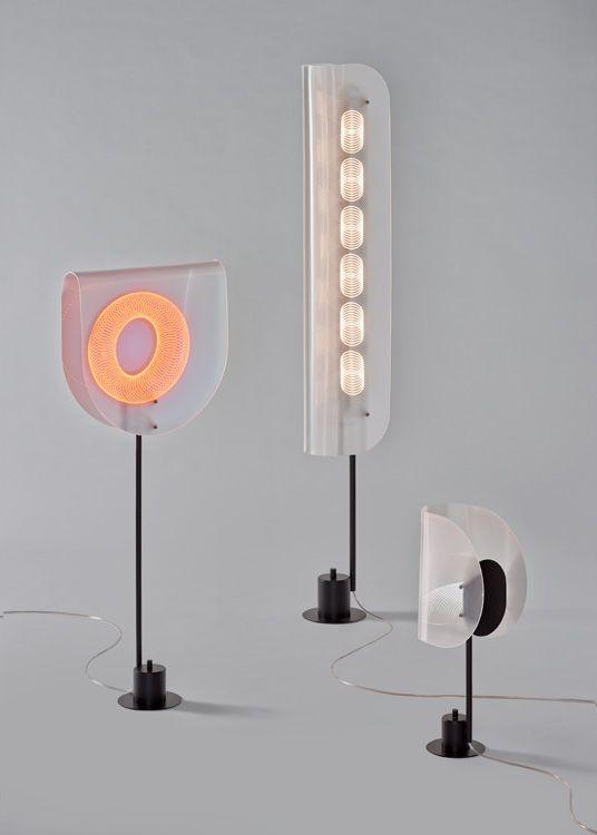 Milan Furniture Fair Fuori Salone 2015 Cylinder Lights Lamp Lighting Design