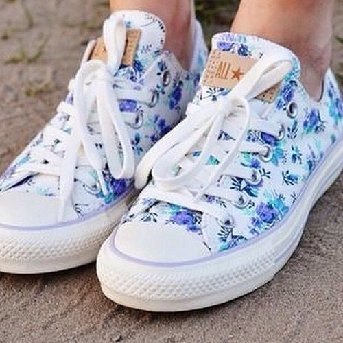 all star converse fille