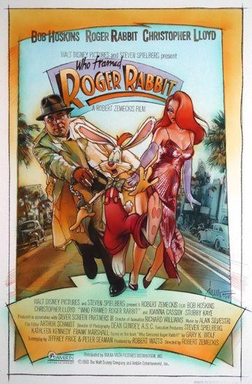 Who Framed Roger Rabbit 2 Jpg 362 551 Roger Rabbit Jessica Rabbit Walt Disney Pictures