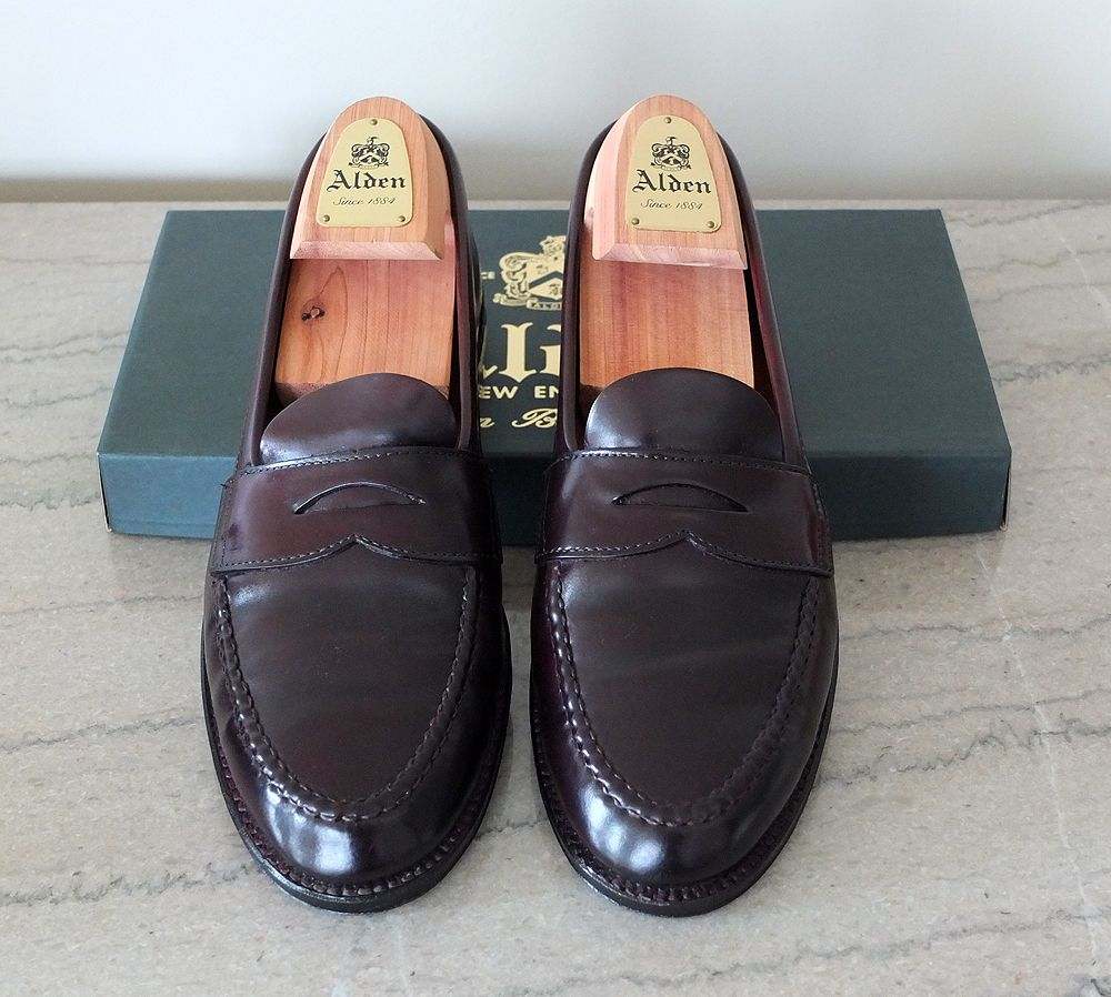 158dbfb6ca779 Alden-Brooks-Brothers-986-Shell-Cordovan