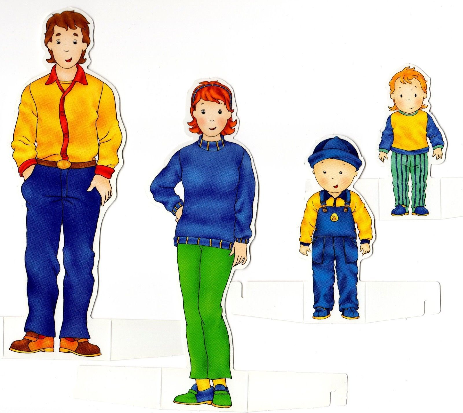 Caillou | Caillou Printables | Pinterest | Caillou, Dads and Dolls