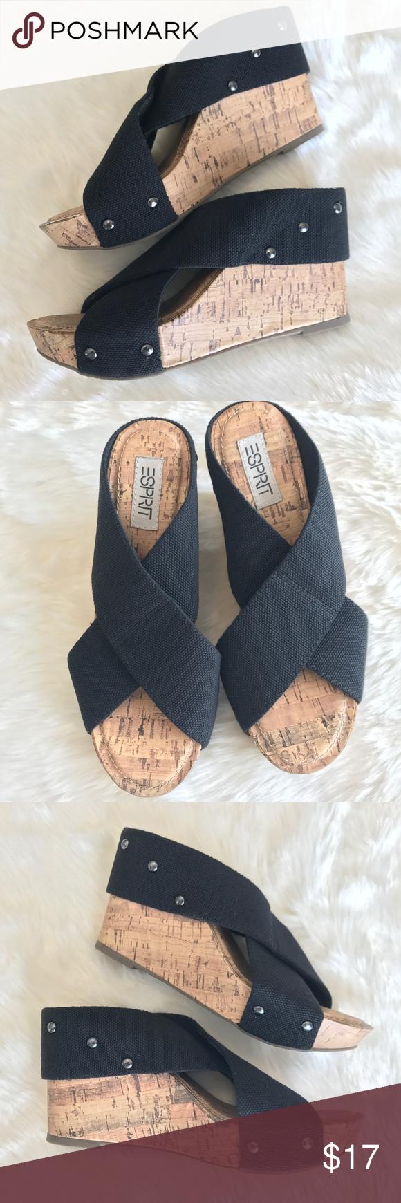 Esprit Oceane Sandals Size 7