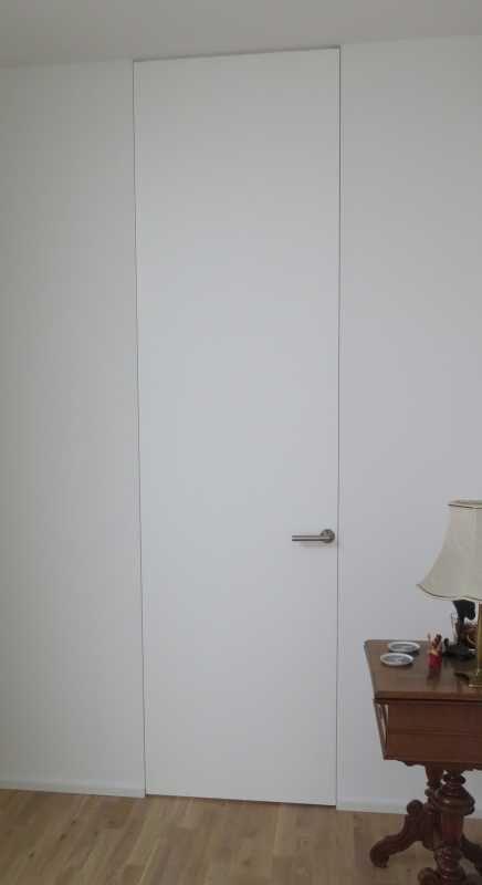 E Serie Tur Deckenhoch Innenturen Turen Innen Garderobennische