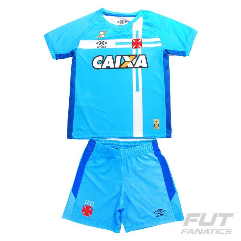 cf984d4c58 Kit Umbro Vasco Goleiro 2015 Infantil Somente na FutFanatics você compra  agora Kit Umbro Vasco Goleiro 2015 Infantil por apenas R  89.90. Vasco da  Gama.