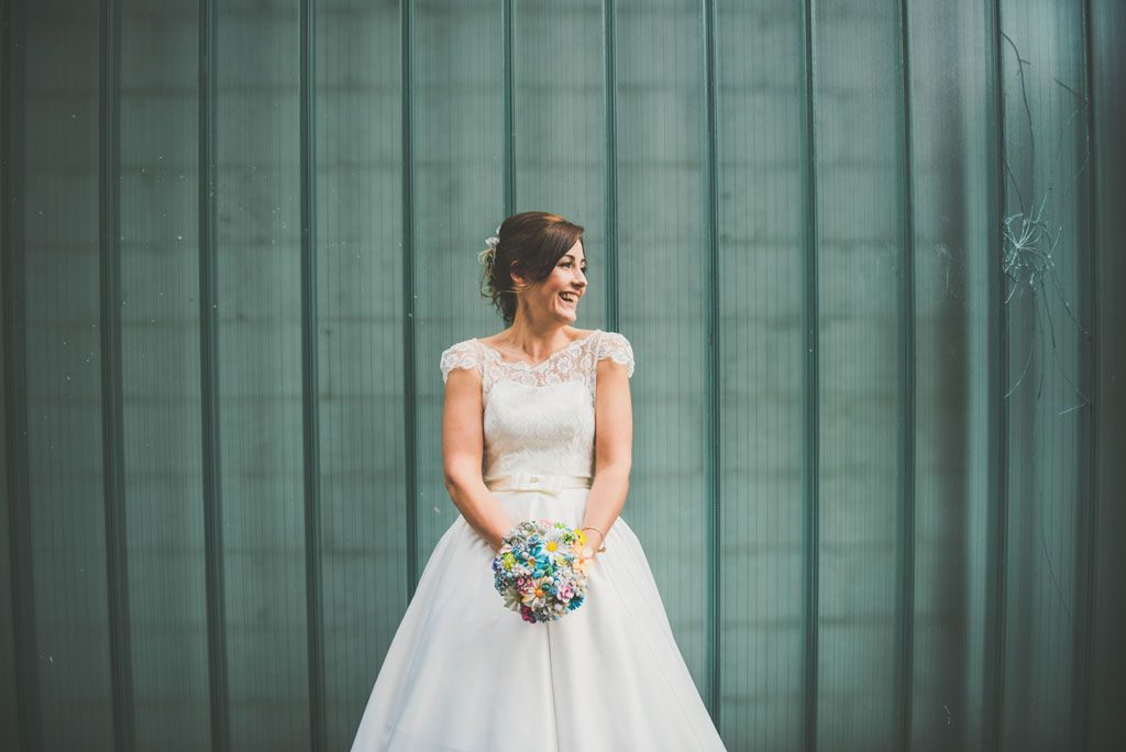 Belfast Barge Wedding: Chris & Kimberley