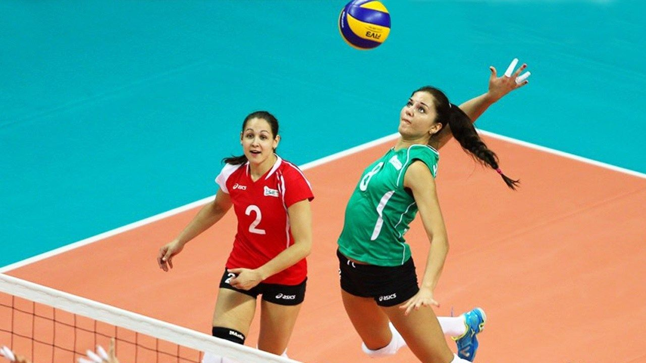 Volleyball Rules And Regulations Women Volleyball Volleyball Rules Volleyball Training