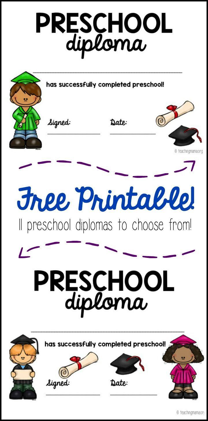 Preschool Graduation Diploma Kindergarten Graduation Diploma Preschool Graduation Graduation Diploma [ 1458 x 720 Pixel ]