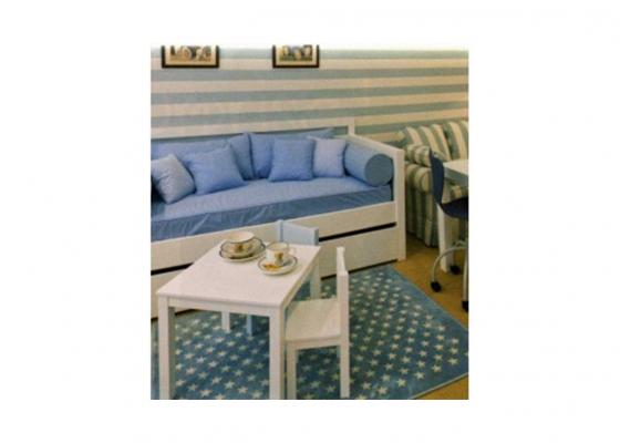 Alfombra para habitaci n de beb acrilica modelo - Alfombras habitacion bebe ...
