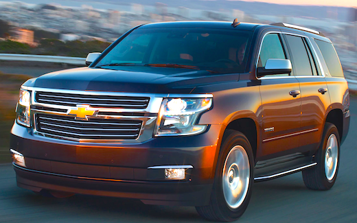 2018 Chevrolet Tahoe Towing Capacity Shoppers Can Add A Tassel