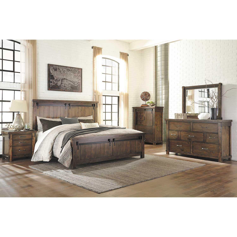 Lakeleigh 5 Piece Bedroom Set King bedroom sets, Bedroom