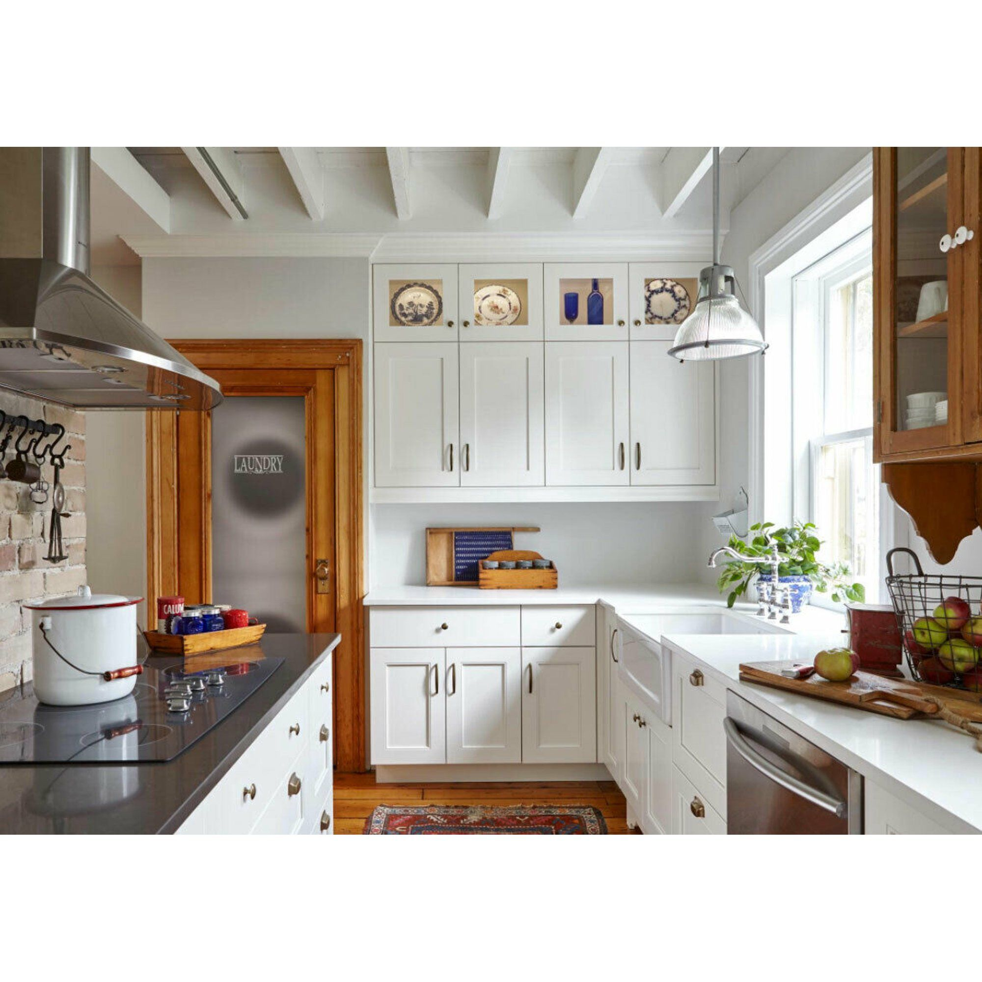 10 X10 Galaxy Cabinetry Rta White Bevel Shaker Kitchen Cabinets Solid Wood Doors Free 3d Design Walmart Com In 2020 White Shaker Kitchen Cabinets Solid Wood Kitchen Cabinets Shaker Kitchen Cabinets
