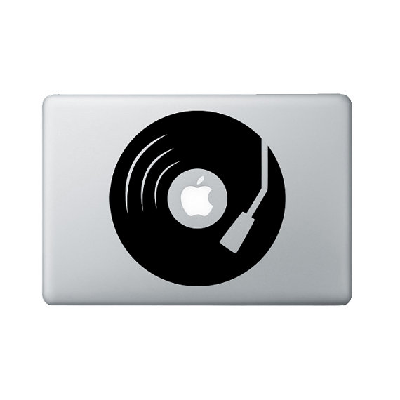 "vinyl decal sticker funny actual size old school nerd 5.5/"" Floppy Disc"