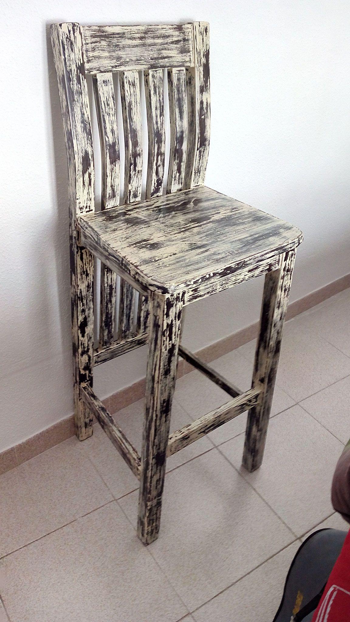 Restauraci N De Silla Alta Sillas Restauraci N De Muebles  # Muebles Tirso De Molina