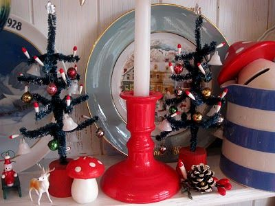 Red, White, and Blue Christmas PATRIOTIC PRIDE Pinterest Blue