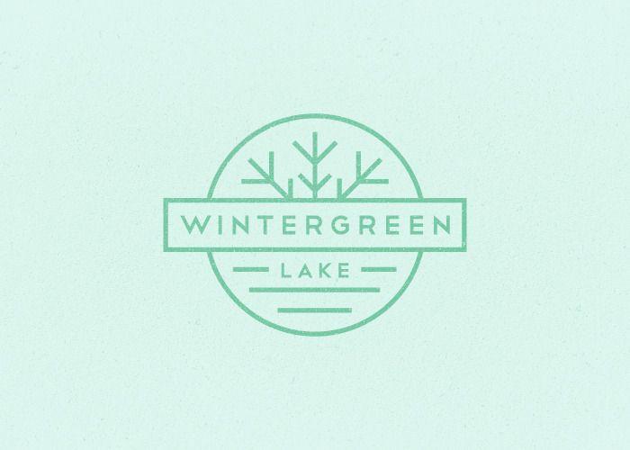 Wintergreen Lake.