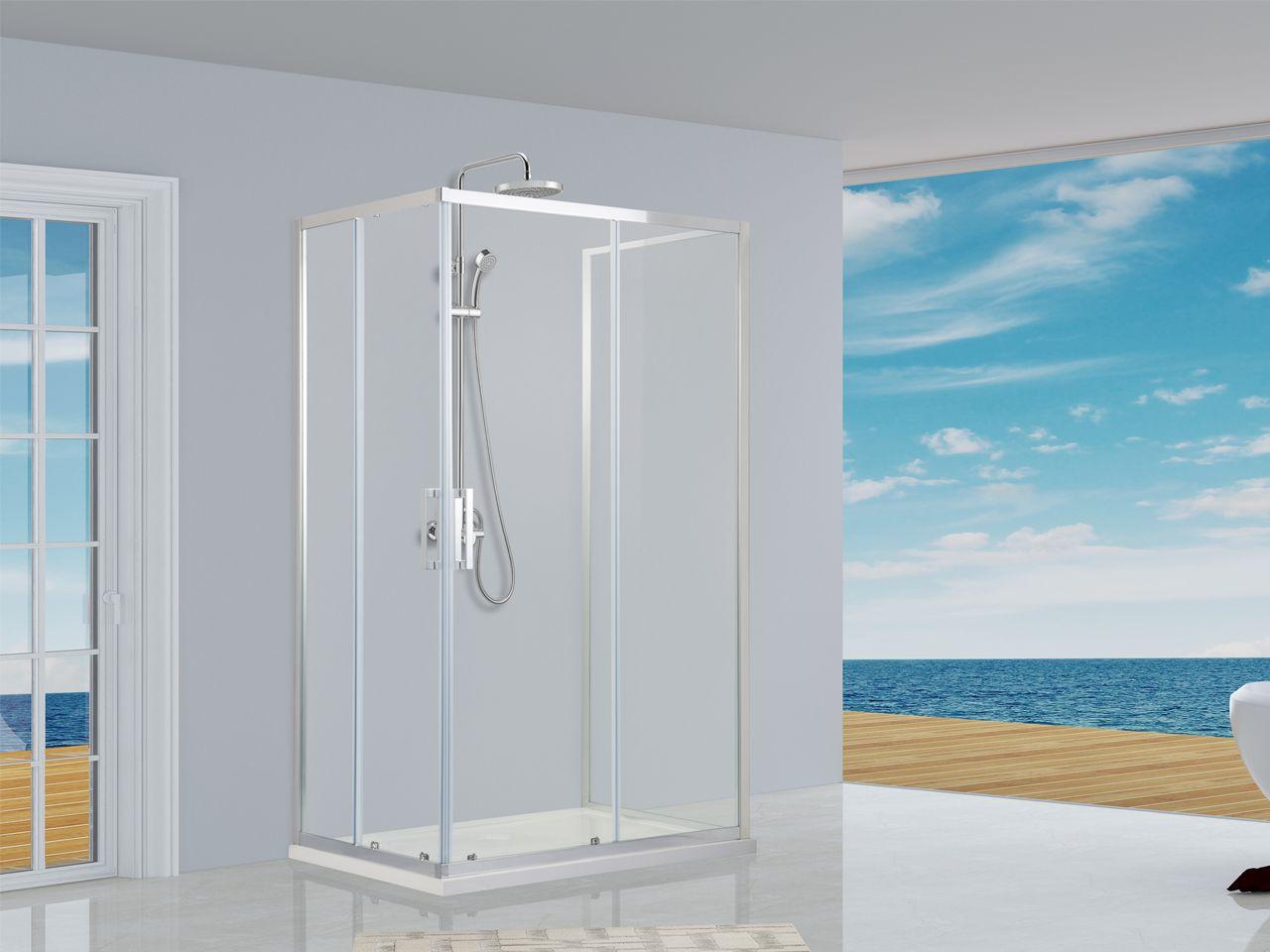 Cabine Doccia Rettangolari : Globo u piatto doccia rettangolare antiscivolo ceramica