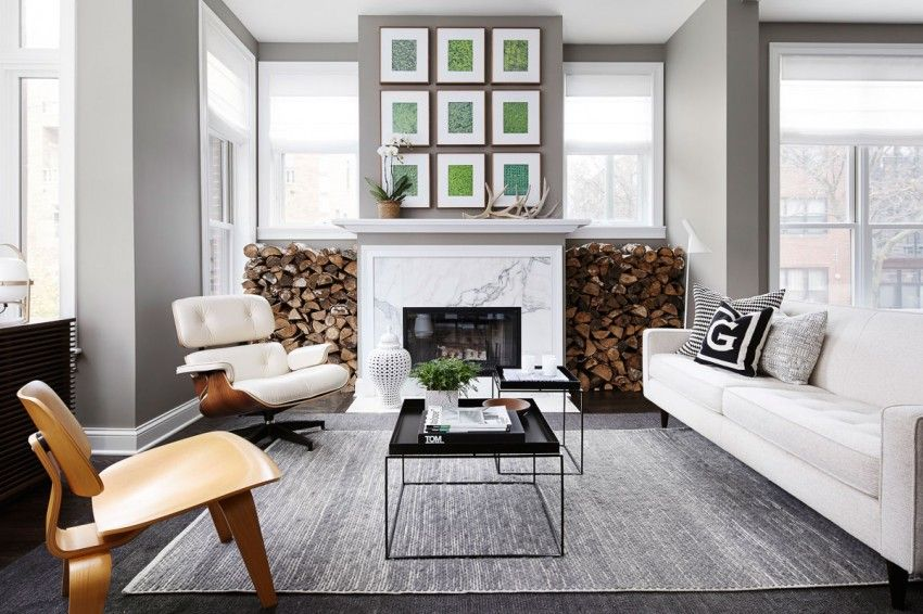 Chic and Modern Townhouse by Gabriel Fontes de Faria (1) | interir ...