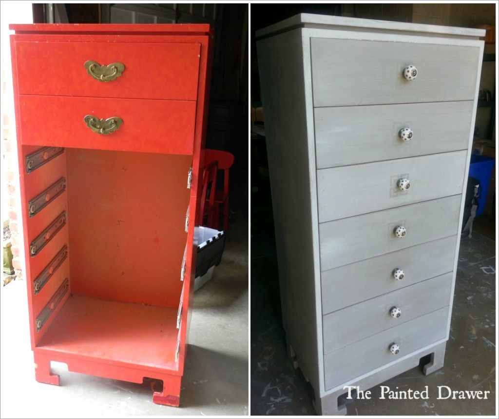 Painting Over Laminate with Annie Sloan Chalk Paint ...