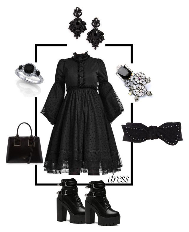 """Total Loli"" by dalliemoran ❤ liked on Polyvore featuring Loli Bijoux, Tasha and Ted Baker"