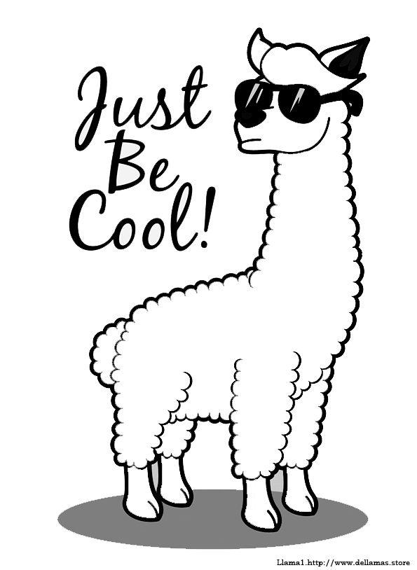 Dibujos De Llamas Para Colorear Y Alpacas Dibujos De Llamas Dibujos Imagenes De Llamas