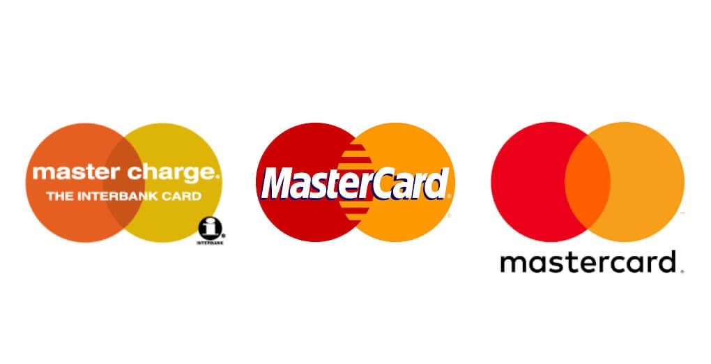 Mastercard logo transformation  Logo redesign, Logos, Planet logo