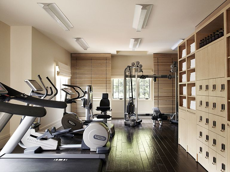 2 come organizzare una palestra in casa fitness pool gym in 2018 pinterest gym at home - Piccola palestra in casa ...