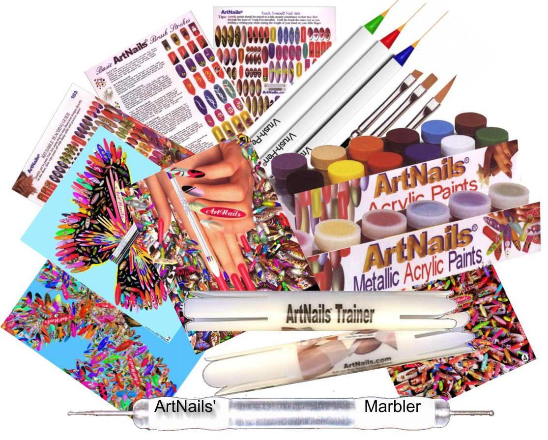 Create a nail art station!   Slumber Party   Pinterest   Nail art kits