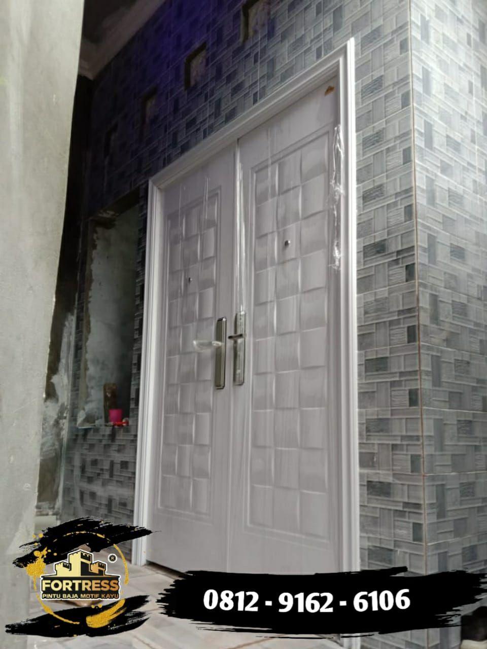 WA 0812-9162-6106 Lubuklinggau Steel Sliding Door,