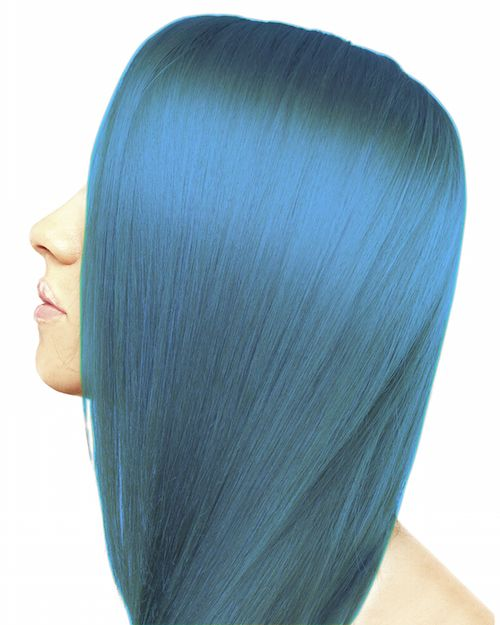 Ion Color Brilliance Brights Semi Permanent Hair Color Aqua