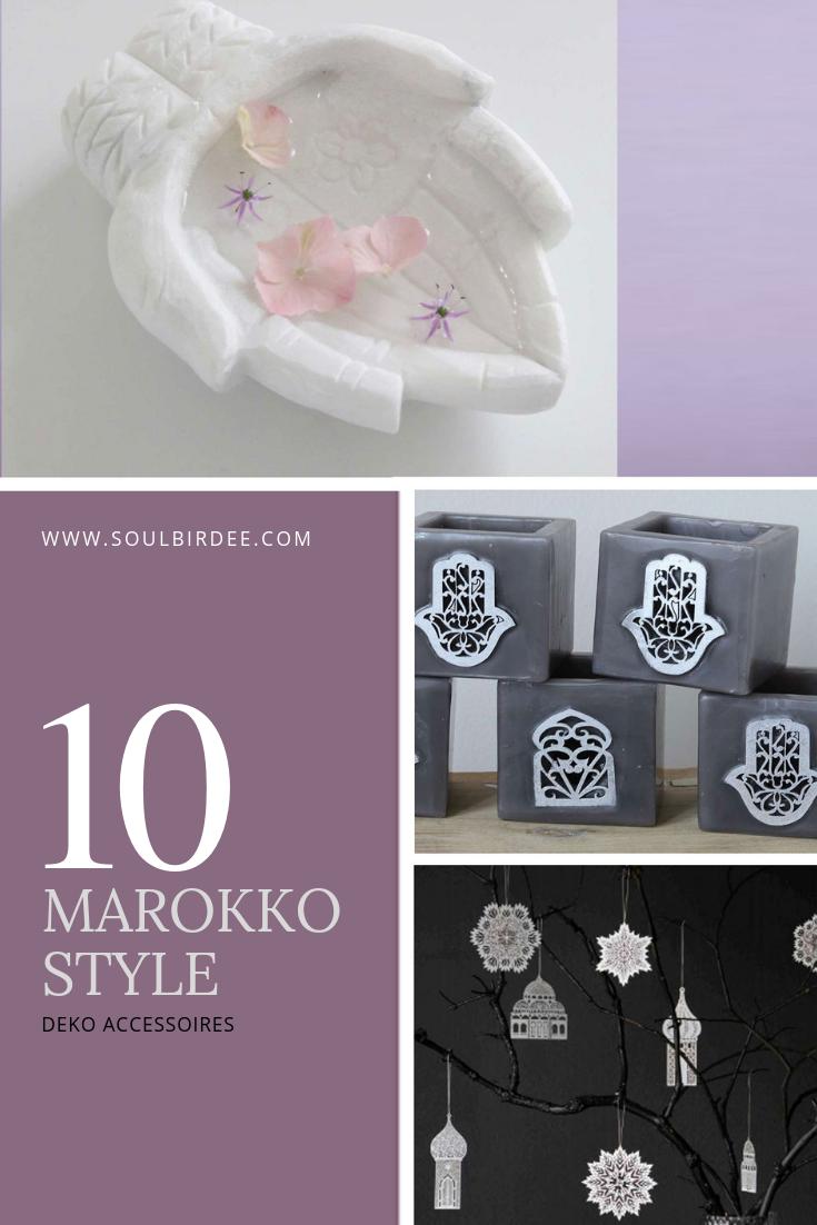 10 Marokko Style Deko Accessoires Finde Die Schönste Dekoration Im