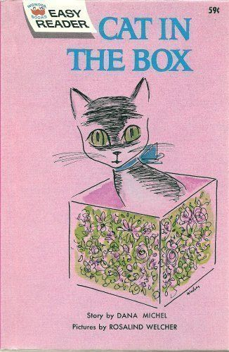 Cat in the Box! I loved this as a kid. There is still a copy at my parents house somewhere.
