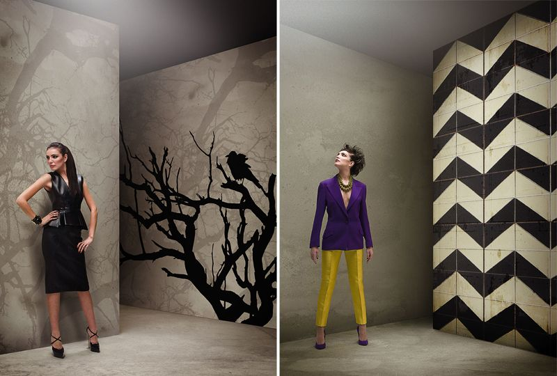 Wallpaper Wall&decò: new collections 2014