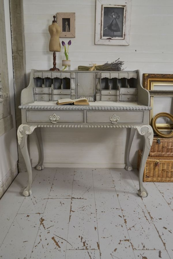 French Style Writing Desk Shabby Chic Furniture Furniture Shabby Chic Bedrooms