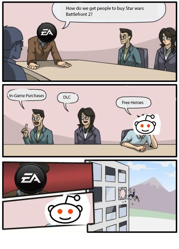 Another Ea Meme Funny Memes Memes Star Wars Memes