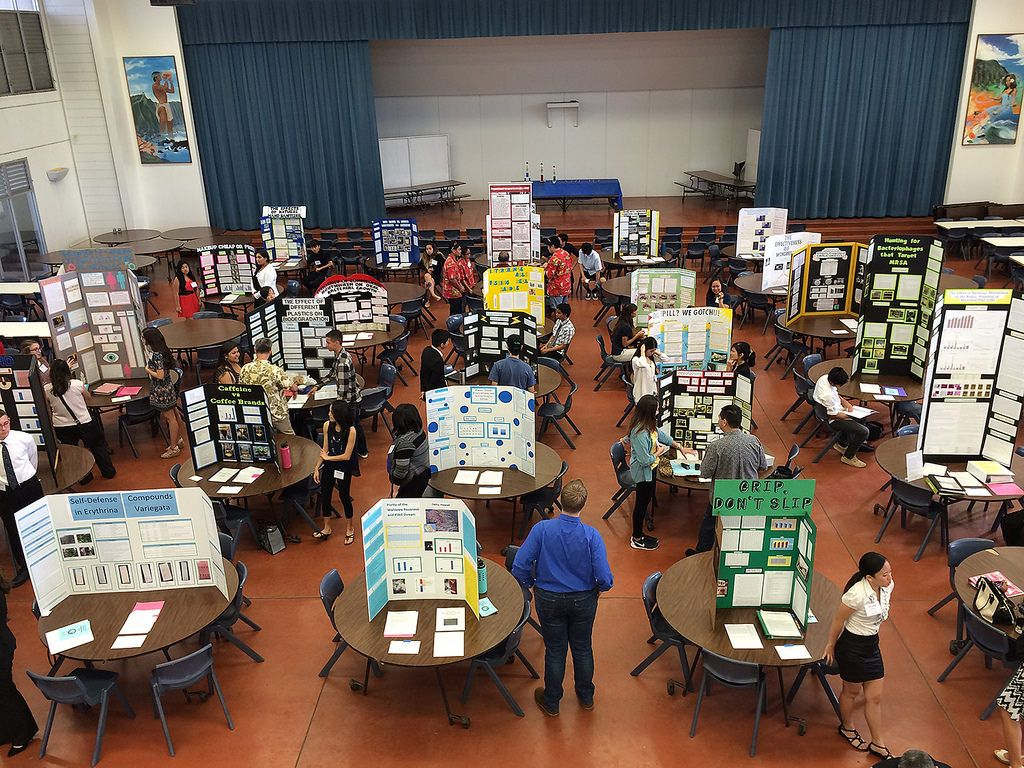 2016 Central District Science Fair Science Fair Science Central District