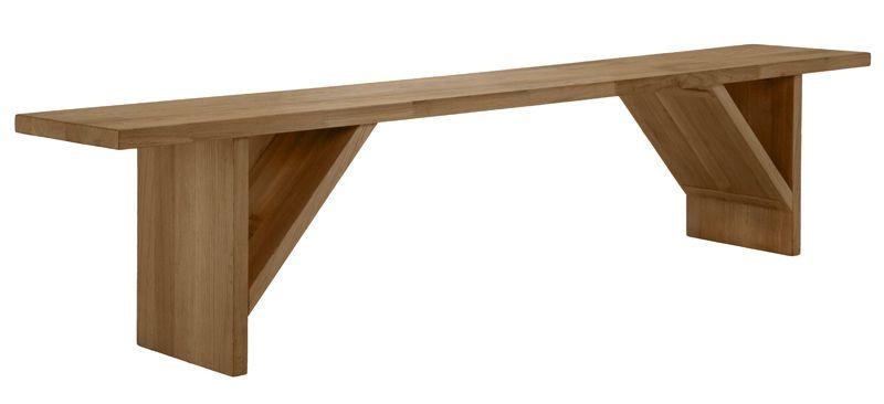 bancas de madera modernas - Buscar con Google   Benches   Pinterest ...