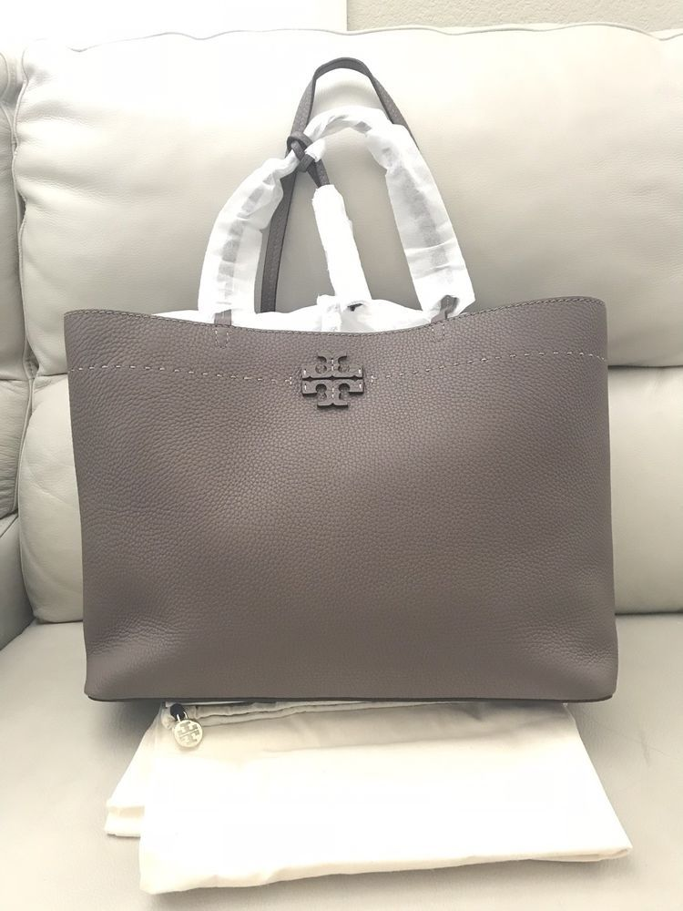 e278dc8f1d1 Tory Burch McGraw Ladies Medium Leather Tote Handbag 42200887  fashion   clothing  shoes  accessories  womensbagshandbags ...