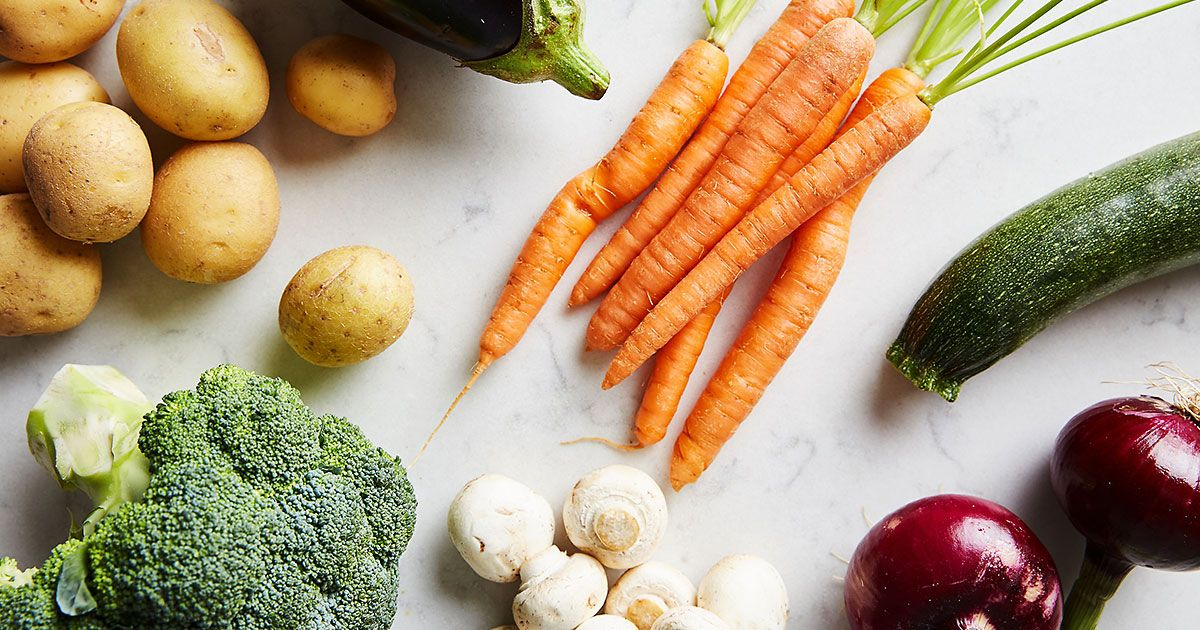The Secret to Keeping Veggies Fresh Vegetables, Veggies