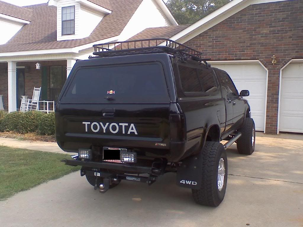 1994 Toyota Pickup Toyota Tacoma Pinterest Toyota