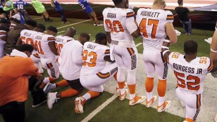 NFL, Facebook reach programming deal amid national anthem