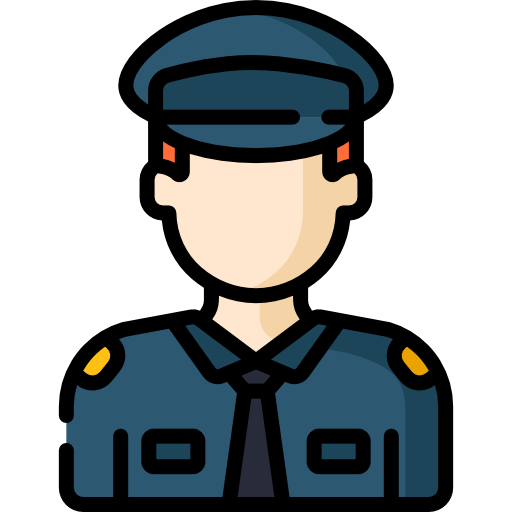 Policeman Free Vector Icons Designed By Freepik Free Icons Vector Icon Design Vector Icons