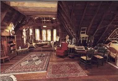 Attic Living Room Ideas Angled Ceilings