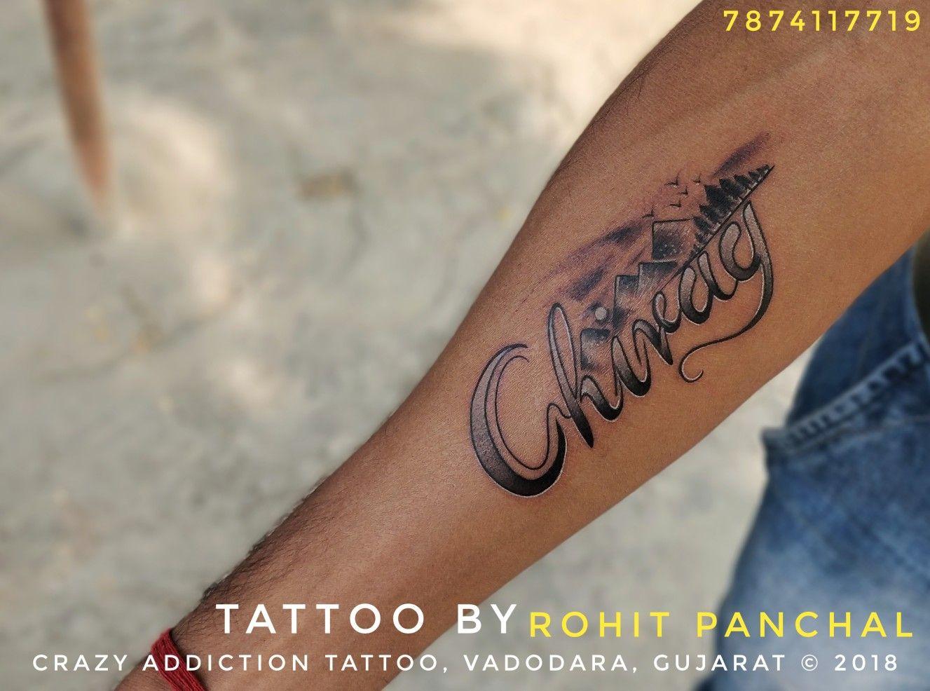 Pin Di Name Tattoos