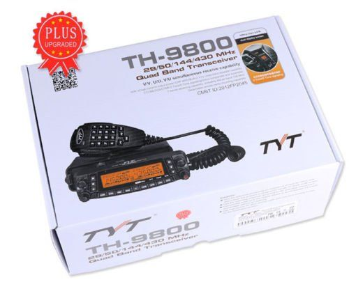 TYT TH-9800 Two Way Radio | Communications & Tech | Two way