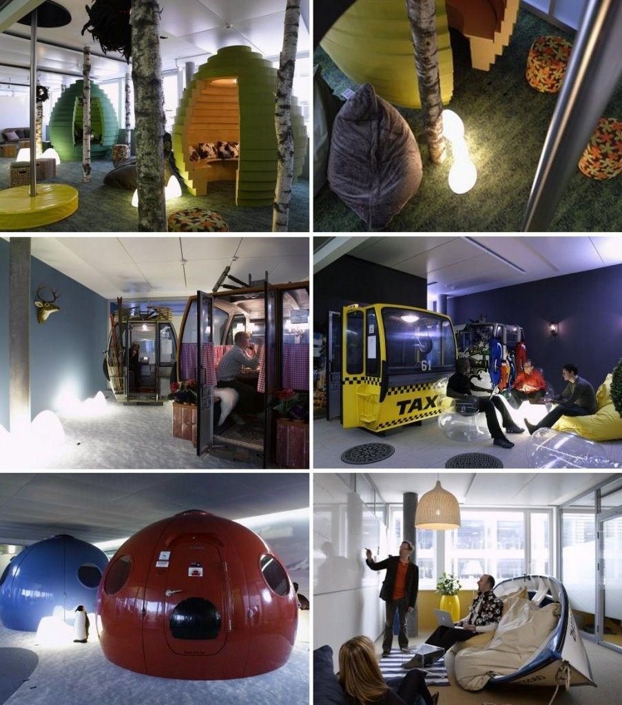 Google Zurich Office Collage Business Interiors 903x1024 903
