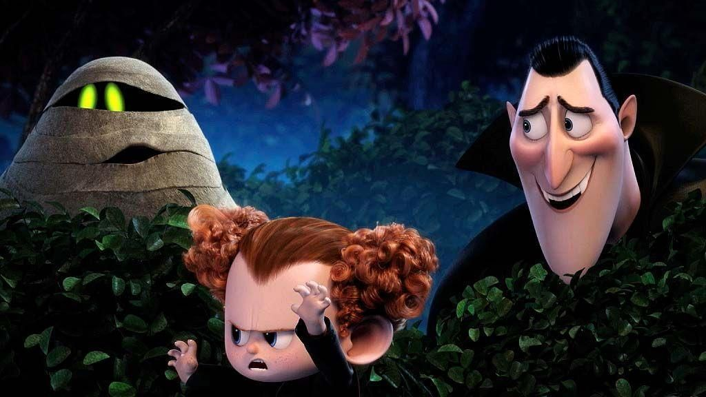 This Hotel Transylvania 2 Scene Is Adorable Not Scary